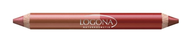 Logona Duo huulikynä 05 Ruby Red