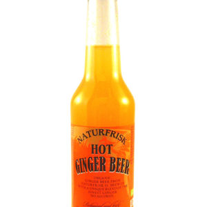 Naturfrisk Hot Ginger Beer