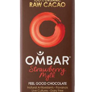 Ombar Strawberry Mylk