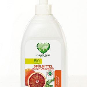 Planet Pure veriappelsiini-rosmariini astianpesuaine