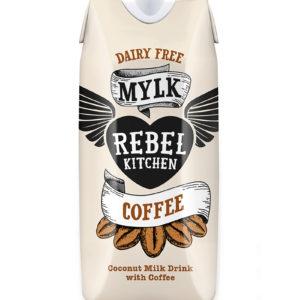 Rebel Kitchen Kookosmylkki Kahvi