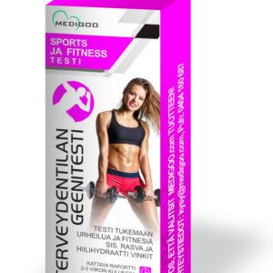Fitness-testi