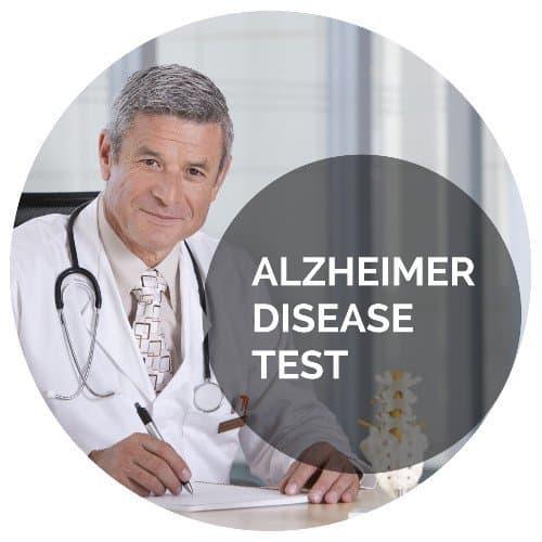 Alzheimer testi